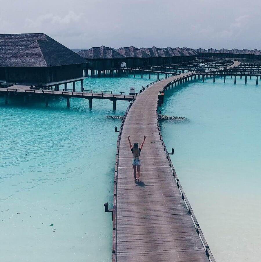 Maldives travel diary SUN SIYAM IRU FUSHI by @danimansutti