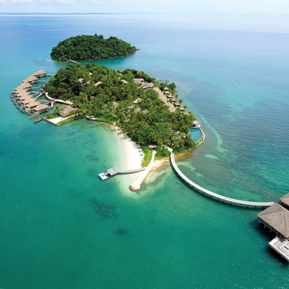 ASIA BEST PRIVATE ISLAND RESORTS