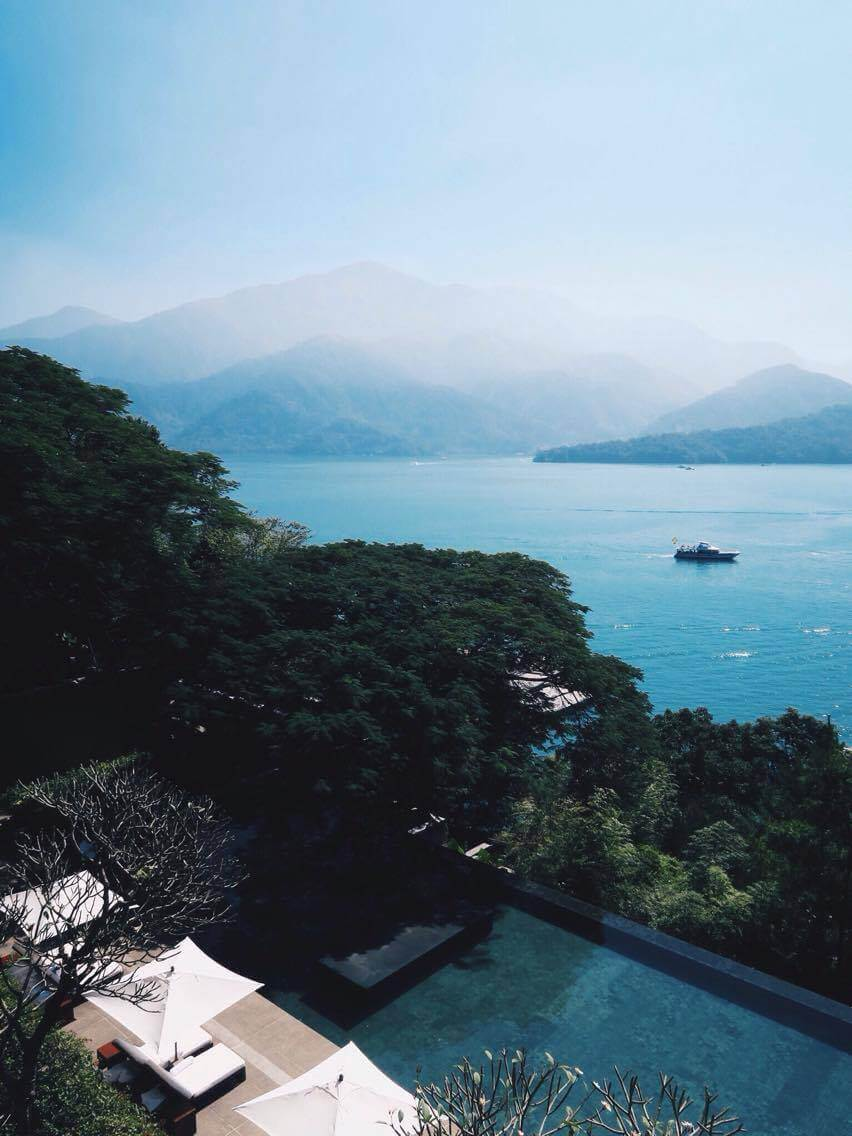 THE LALU SUN MOON LAKE, TAIWAN