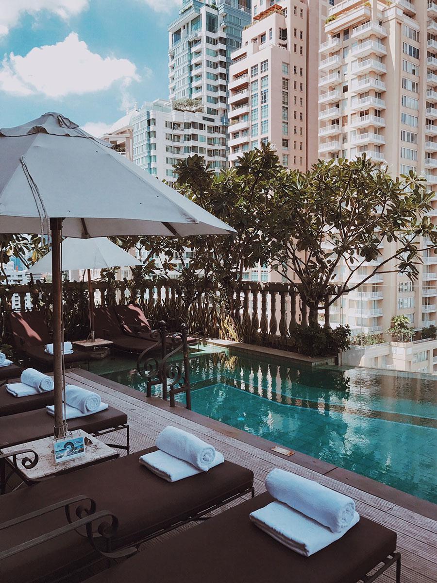Hotel Muse, Bangkok Thailand