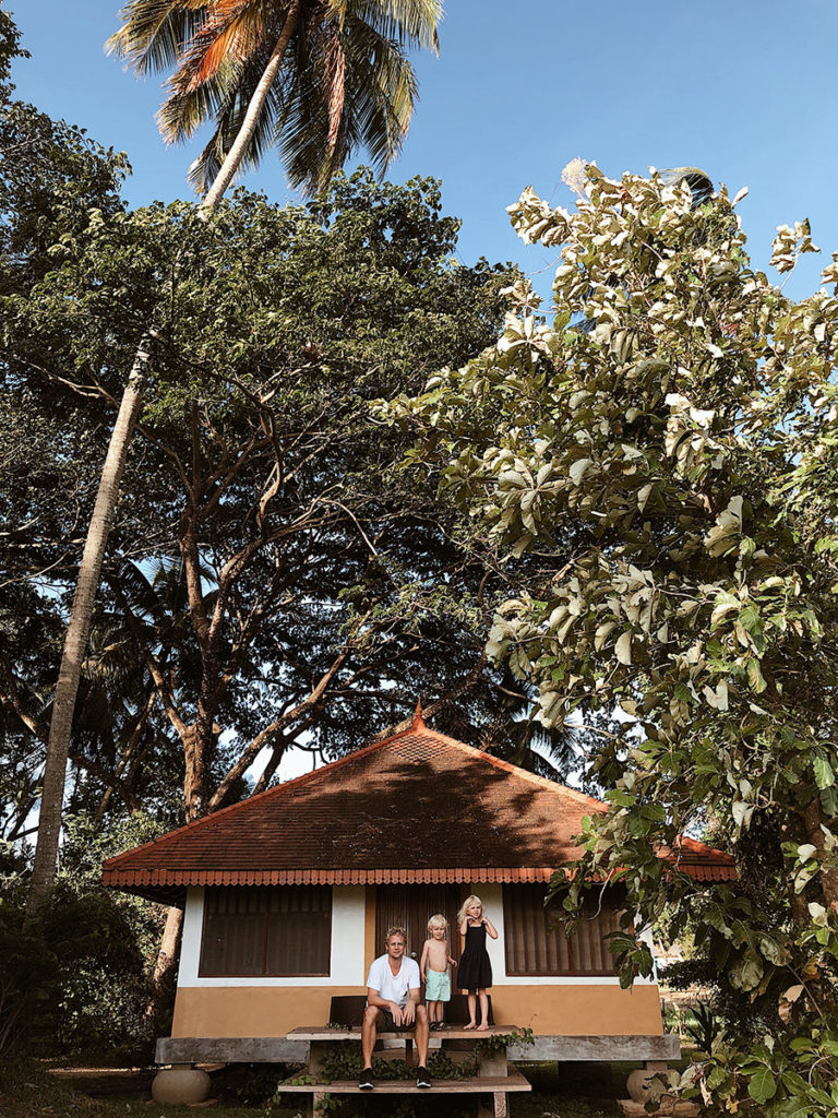 SRI LANKA FAMILY HOLIDAY