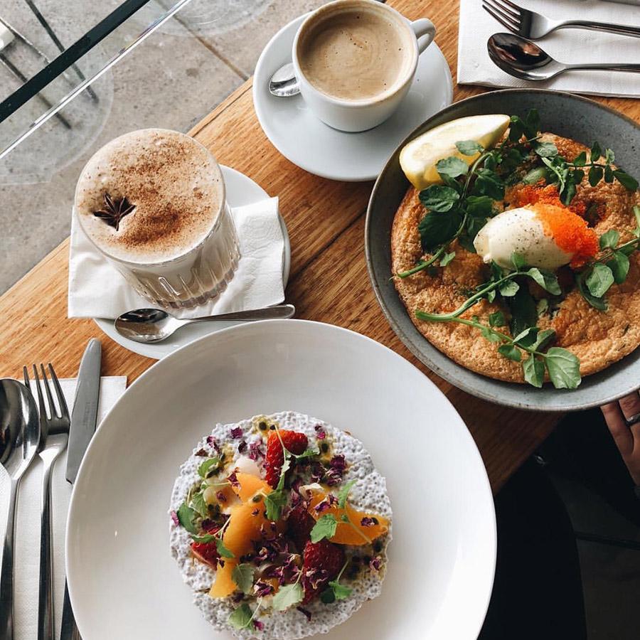 Best Cafes in Bondi