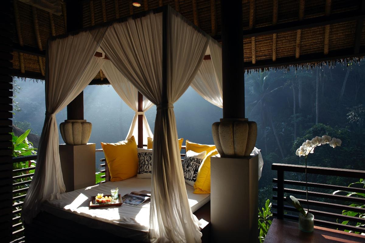Spa at Maya Ubud