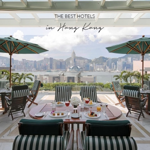 Best Hotels Hong Kong