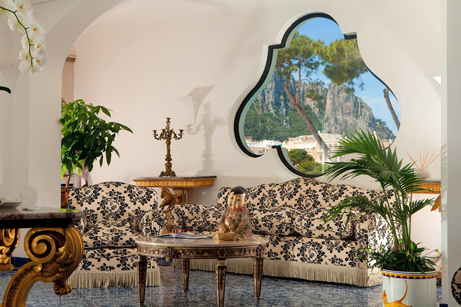 Best Hotels in Capri
