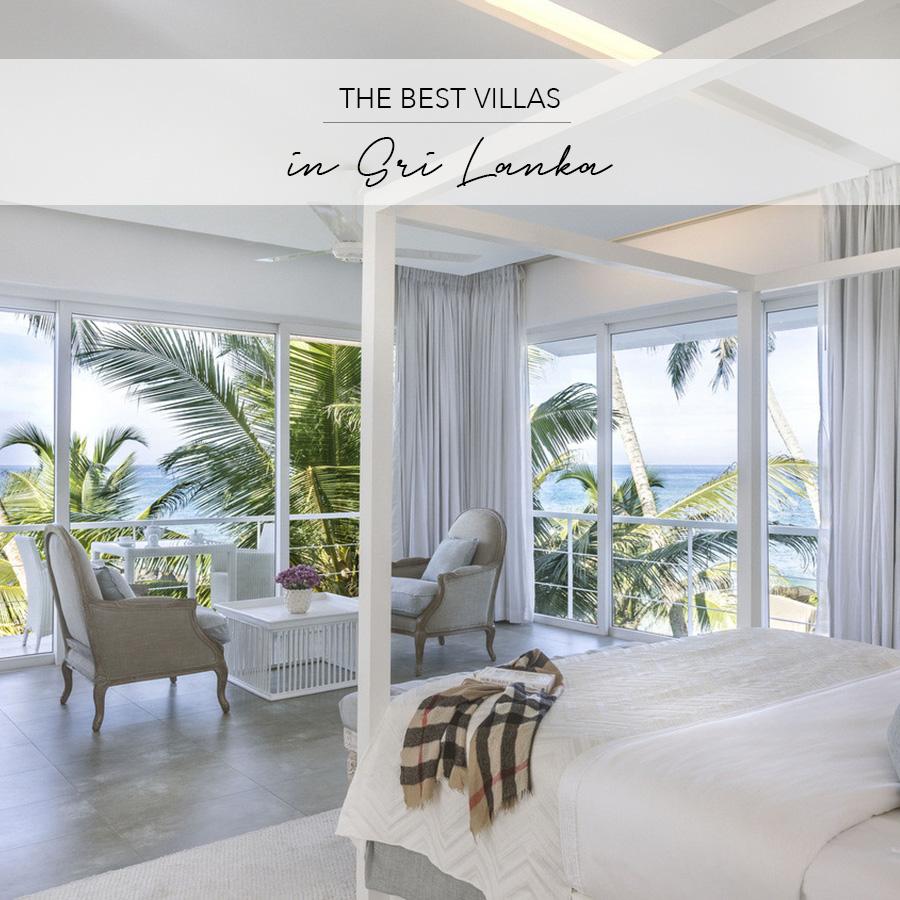 Best Villas Sri Lanka
