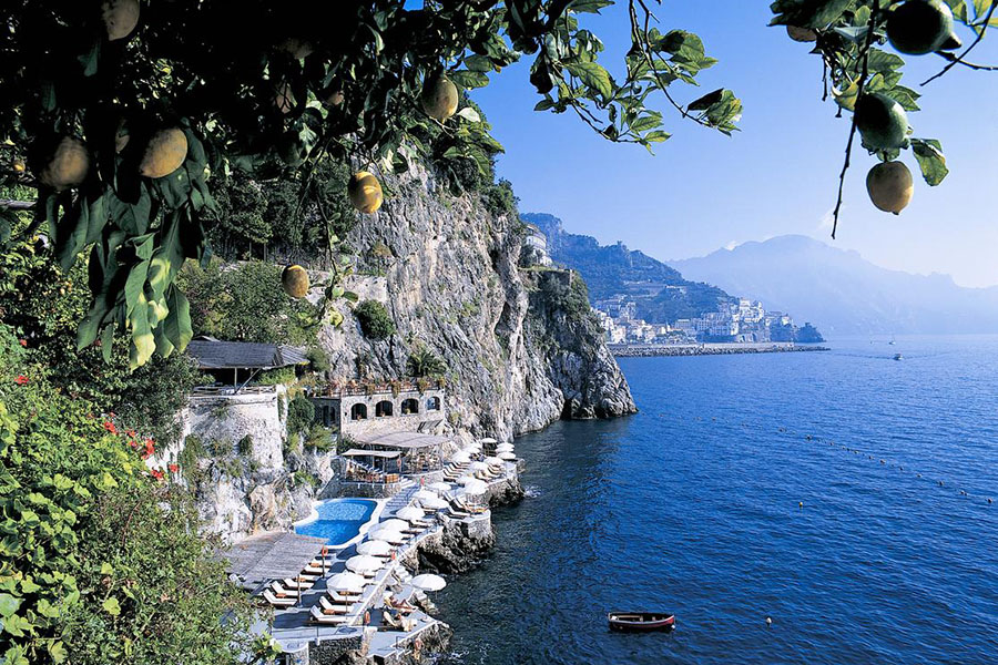 Best Hotels Amalfi Coast