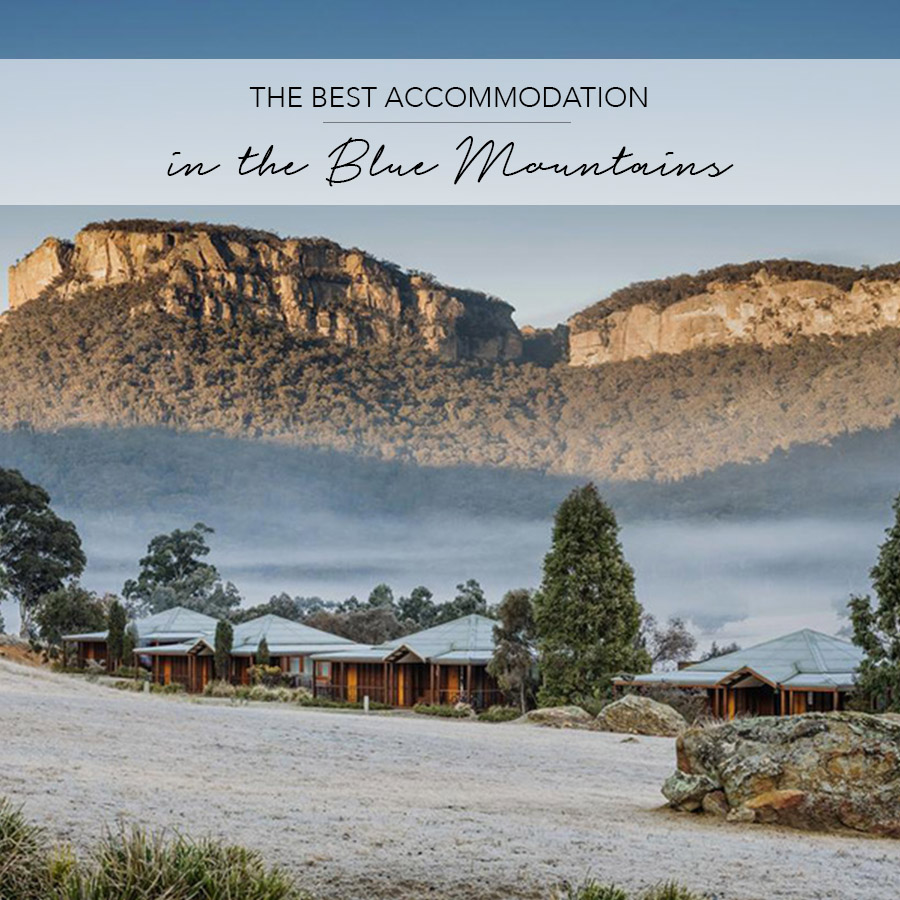Best Accommodation Blue Mountains