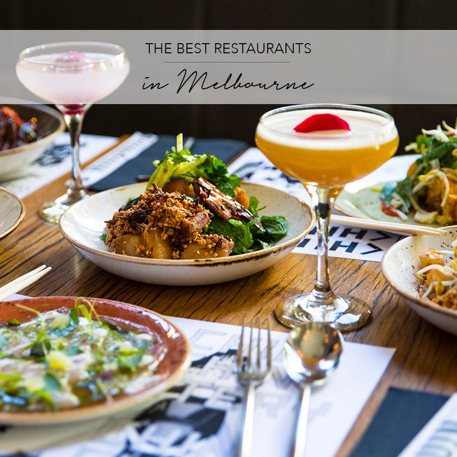 Best Restaurants in Melbourne