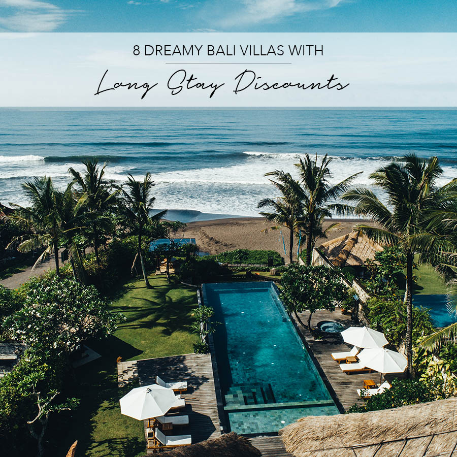 Bali Villas Long Stay