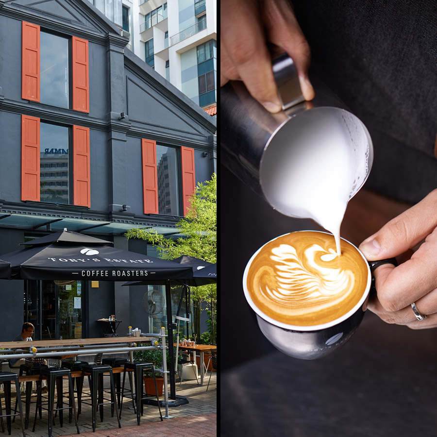 The Best Cafes In Singapore By The Asia Collective