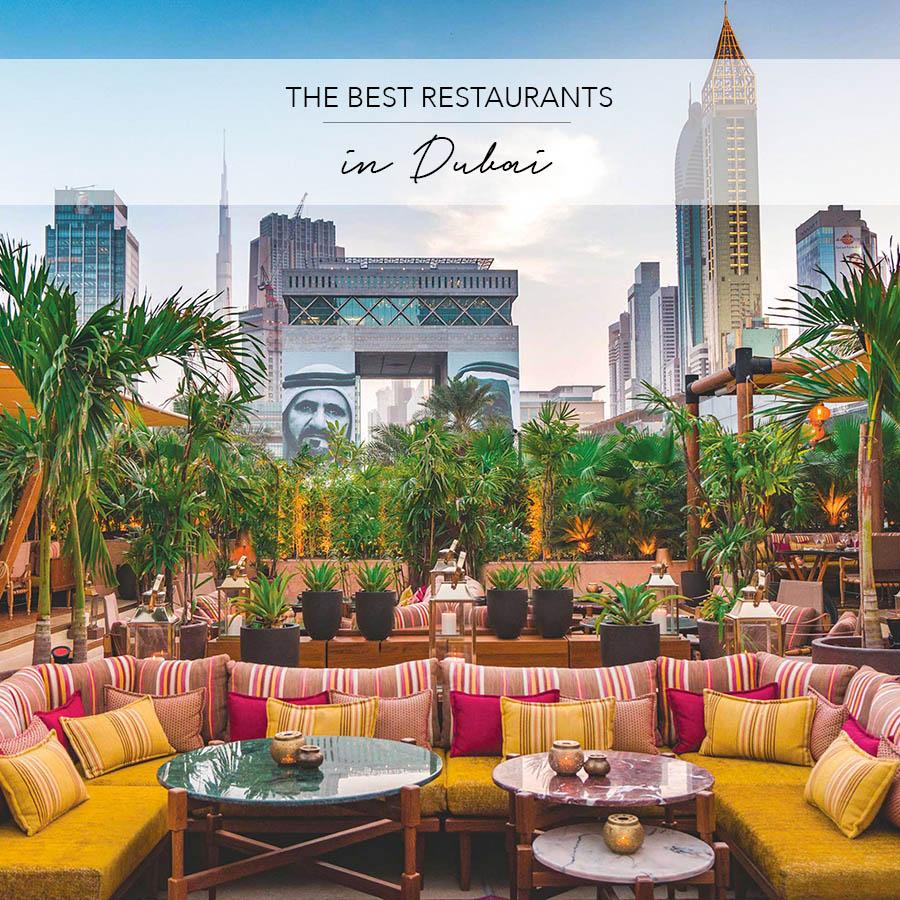 The Best Restaurants Dubai