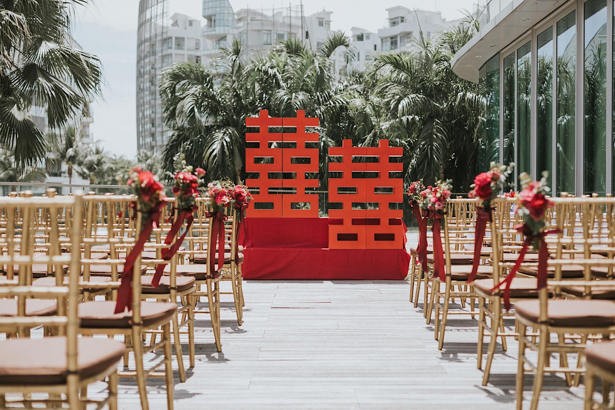 W Singapore - Best Wedding Venues Sentosa