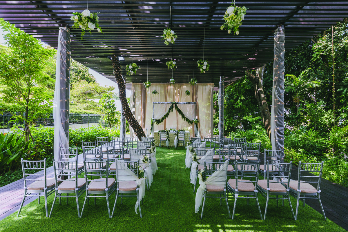 The Outpost Hotel - Best Wedding Venues Sentosa
