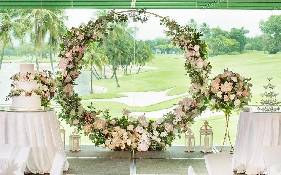 Sentosa Golf Club - Best Wedding Venues Sentosa